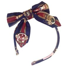 Angelic Pretty Chess Emblem Head Bow Headband Lolita Kawaii Japanese Fashion