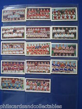 Soccer Teams 1st Series  1956 - Bubblegum Cards * Choose The One's You Need *