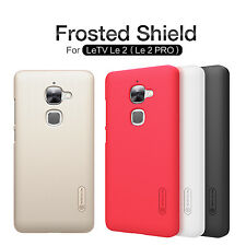 NILLKIN Super Frosted Shield Matte Hard Back Cover Cases For LeTV Le 2(Le 2 PRO)
