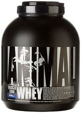Universal ANIMAL WHEY Protein Isolate Powder 4 lb CHOOSE A FLAVOR