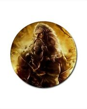 Hades Underworld Bottle Opener Keychain and Beer Drink Coaster Set