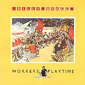 Workers Playtime by Billy Bragg (CD, Sep-1988, Elektra (Label))