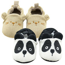 New Infant Baby Soft Sole Nonslip Toddler Shoes Panda Footwear Salable