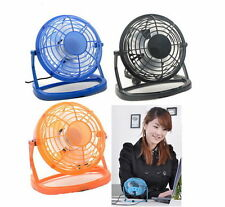 Notebook Laptop Computer Portable Super Mute PC USB Cooler Desk Mini Fan New SM