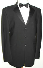 LUXURY MEN'S BURTON PREMIER DINNER TUXEDO SUIT 44L W38 L34