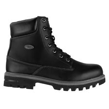 New Lugz MEMPHV-069 Men's Black Empire HI Wr Hiking Boots