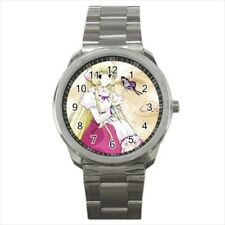 Chobits Chii Stainless Steel Watches - Anime Manga