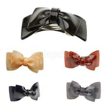Elegant Big Bowknot Barrette Hairpin Hair Clip Fashion Women Girl Hair Bow