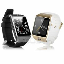 SIM GSM Bluetooth Smart Wrist Watch Phone Mate For IOS Android Samsung iPhone LG