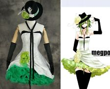 a-293 S/m/L/XL/XXL VOCALOID Megpoid Gumi Cosplay Costume Cocktail dress dress