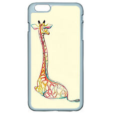 Animal Giraffe Back Sketch Vintage For Apple iPhone iPod & Samsung Galaxy Case