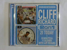 Cliff Richard - 21 Today / 32 Minutes & 17 Seconds With Cliff Richard (CD)