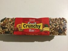 Rabbit treat- Guinea Pigs, mice & rats Treat/food- Crunchy bar 4or12-100g/Each