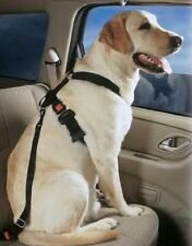 Christmas Pet Car Safety Seat Belt Adjustable Strong Pink Blue Red Dog Puppy