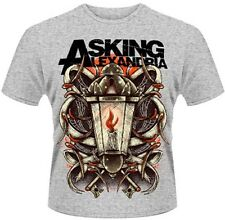 Asking Alexandria Candle Shirt S Official T-Shirt NEW