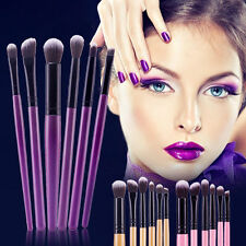 6pcs Pro Makeup Brushes Eyeshadow Eye Shadow Foundation Blending Cosmetics Brush