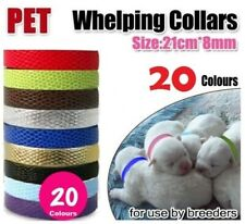 Whelping Collars for Kittens, Puppies, Cats, Dogs, Ferrets Small & Extra Small