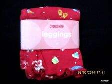 Gymboree Sugar and Spice Mittens Scarf Hat Motif Legging Red 12-18-24-2-2T-6 NWT