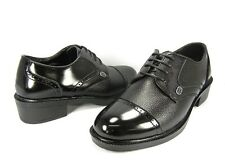 Hidden Elevator Formal Dress Shoes Mens Cow Leather Taller Height Increasing 701