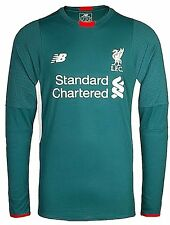 Liverpool Kids Away Goalkeeper Jersey 2015 - 2016
