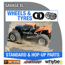 HPI SAVAGE XL [Wheels & Tyres] Genuine HPi 1/8 R/C Standard / Hop-Up Parts