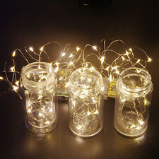 9 Colors Copper Wire Fairy Starry String Led Lights Home Party Decoration