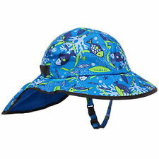 Sunday Afternoon Kid's Chin Strap Sun Hat Fun Play Summer Sun Protection Cap NEW