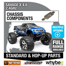 HPI SAVAGE X 4.6 2.4GHz [Chassis Components] Genuine HPi Racing R/C Parts!