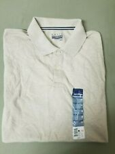 New Basic Editions Men's Short Sleeve Polo Shirt~3 Colors 2 Choose From