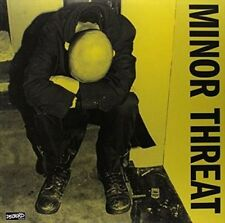 1st Two 7inches - Minor Threat LP