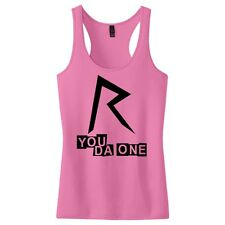 Rihanna- You Da One Women's Racerback Tank Top By Customon