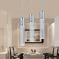 Modern Bubble Crystal LED Ceiling Light Pendant Lamp Fixture Lighting Chandelier