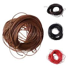 10M 1mm Wax Cords Beading String Thread Rope for Bracelet Marking Jewelry DIY