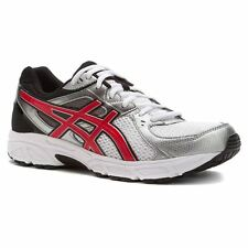 T424N0123 Asics Mens Gel - Contend 2 Trainers  White/Red/Black