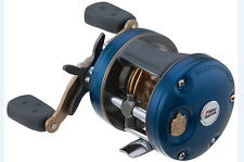 NEW Garcia Ambassadeur C4 Round Baitcasting Fishing Reel 2 SIZE 6.3:1 Gear Ratio