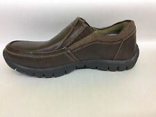 76969 Skechers Work Men's Magma-Solace CHOC Size 7 Slip-On Slip Resistant #152