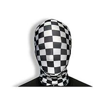 NEW Morphsuits Morphmask Premium Check Checkered Covers Head to Toe Halloween