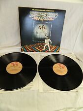 Saturday Night Fever Original Movie Soundtrack Double LP Vinyl Set