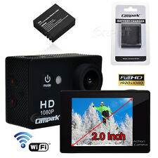 Full HD 1080P WiFi Extreme Sports Camera Waterproof Action DVR Camcorder HDMI