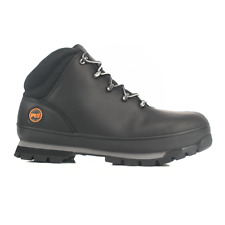 Timberland Pro Steel Toe Work Black Safety Boots Hiker Pro Splitrock Black