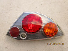03 - 05 MITSUBISHI ECLIPSE GS RS GT GTS SPYDER PASSENGER RIGHT SIDE TAIL LIGHT