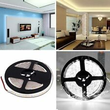 5M SMD 3528 300LEDs Cool/Warm White Waterproof Flexible Strip Light