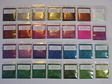 """Larger Quantity! 1 OZ Fine .015"""" Glitter for Nails & Crafts - Gel & Acrylic"""