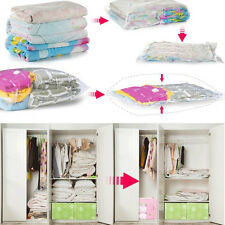 Space Saver Saving Storage Bags Vacuum Seal Compressed Organizer Bag