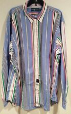 Mens Big & Tall Ralph Lauren Button Down Shirt NEW NWT 2XLT 3XLT 3XB $125