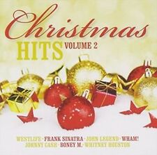 Christmas Hits 2 - V/A New & Sealed CD-JEWEL CASE Free Shipping