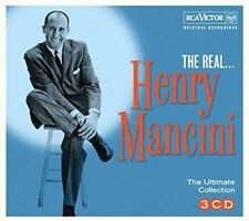 Real Henry Mancini - Mancini,Henry CD-JEWEL CASE