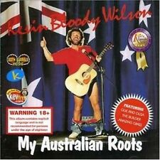 My Australian Roots - Wilson,Kevin Bloody New & Sealed CD-JEWEL CASE Free Shippi