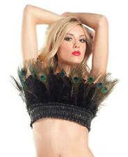 Peacock Feather Top - Be Wicked BW1166T
