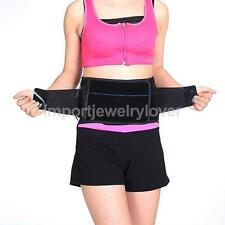 Back Support Belt Brace Pain Relif Gym Training Weight Lifting Black M/L/XL